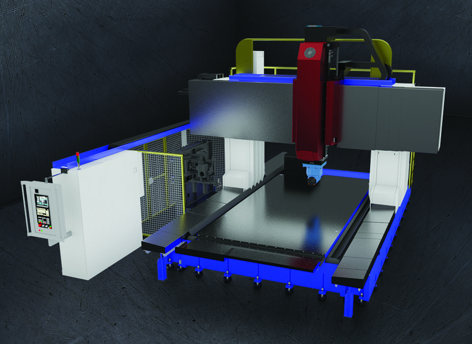 Announcing the New ELIMINATOR HD Machining Center Product Line